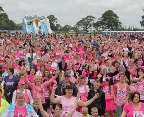race for life in swindon