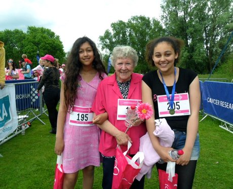 Race for Life in Welwyn Post Race Part One
