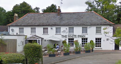 White Swan Inn, Southampton, Google Maps