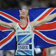 Greg Rutherford wins Gold