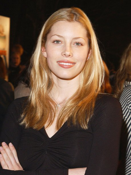 Changing Styles Jessica Biel Heart