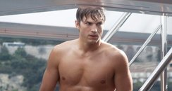 Ashton Kutcher topless