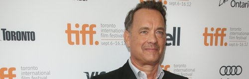 Tom Hanks at the Toronto Film Festival 2012
