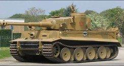 Tiger Tank at Bovington