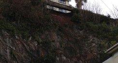 torquay landslip