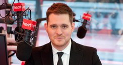 Michael Buble presents a sow on Heart November 201