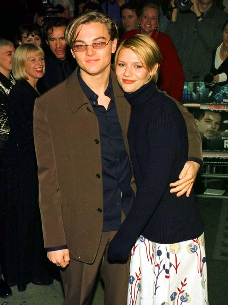 Leonardo Dicaprio And Claire Danes Romeo And Juliet Changing Styles: Clair...