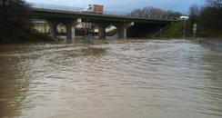 st asaph's flooding