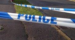 police tape cromer
