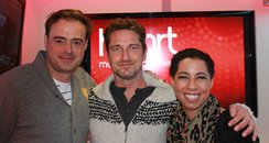 Gerard Butler on Heart Breakfast