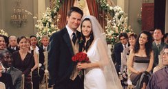 Chandler and Monica's best moments in 'Friends'