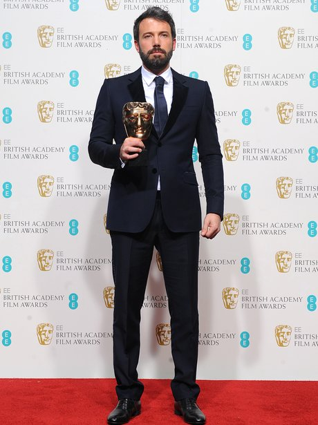 Ben Affleck BAFTA winners 2013