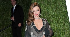 Miranda Kerr at the Vanity Fair Oscar Party 2013