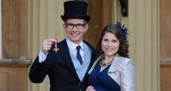 Gareth Malone is awarded an OBE