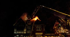 Buckholme Towers School Fire