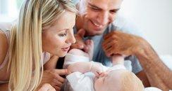 Mum, Dad & Baby