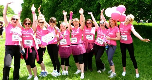 Race For Life Stamford