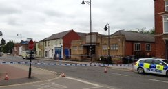 Bourne Conservative Office Explosion