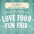 Westquay Love Food Funfair