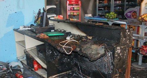 Portsmouth Naval Base arson attack