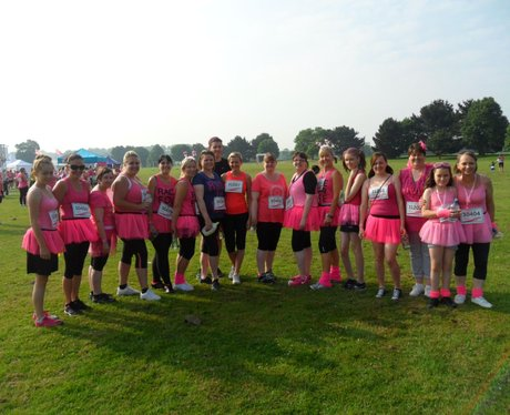 Maidstone Race for Life 10K - Pre-Race