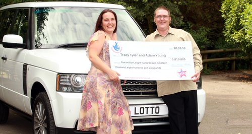 Epping Lottery Winners