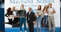 Portsmouth all-through school Mayfield