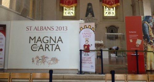 Magna Carter In St Albans