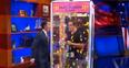 Stephen Colbert Matt Damon Get Lucky