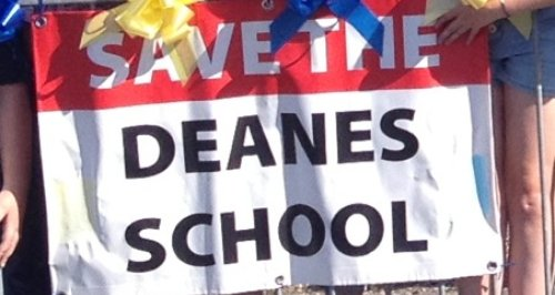 Save Deanes School