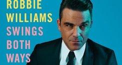 Robbie Williams Swing Both Ways Album Artwork