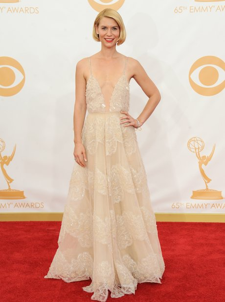 Claire Danes Attends The Emmy Awards