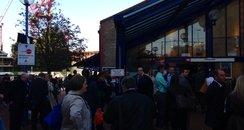 Chelsmford train delays