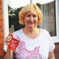 Heart House Key Winner Tracey