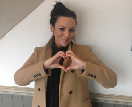 Give It Some Heart TV campaign Martine McCutcheon