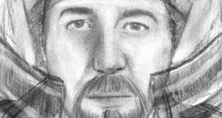 Sketch of motorcyclist Police want to speak to