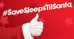 Save Sleeps Til Santa