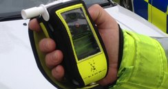 Police Breathalyser
