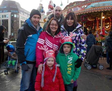 Heart Angels: Birmingham Christmas Market - (22 De