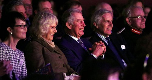 Charles and Camilla in Essex