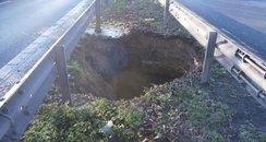 M2 large Hole