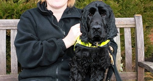 Griffin - one of Wiltshire Police's most successfu