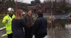 floods Winchester Steve Brine