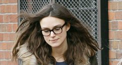 Keira Knightley without makeup