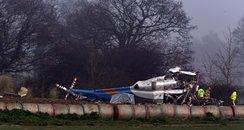 Norfolk Helicopter Crash