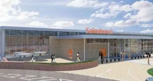 Bristol Rovers Sainsbury plan