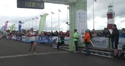 Plymouth Half Marathon- The Big Finish
