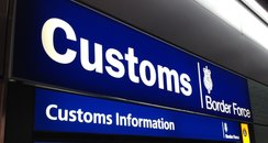 Aiport Customs