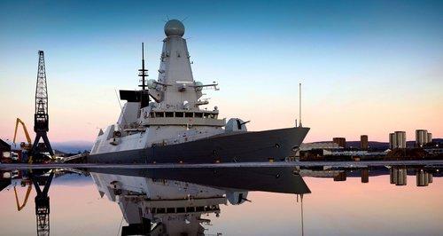 HMS Defender 1