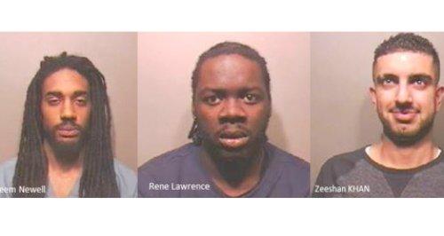 Luton Shootings 3 People Jailed